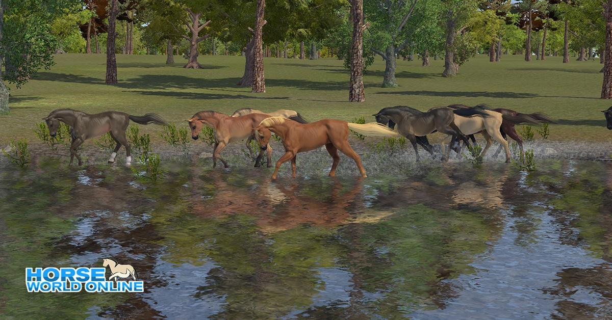 horse world online
