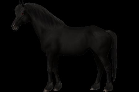 Demonic Pegasus Oblivion Horse World Online